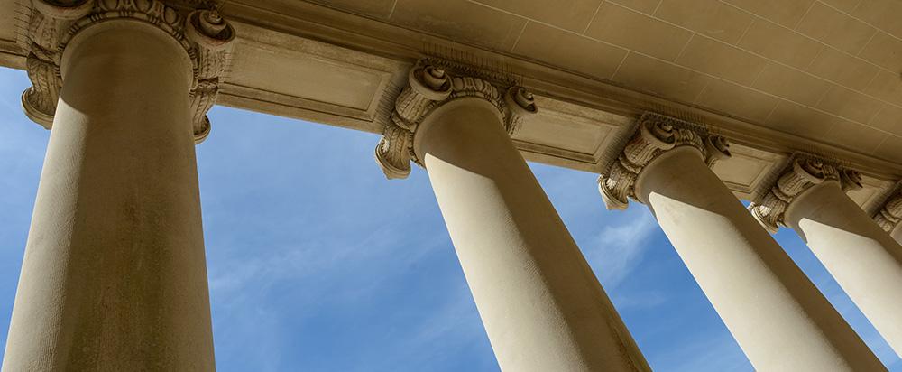 Legal Building for general symbolism